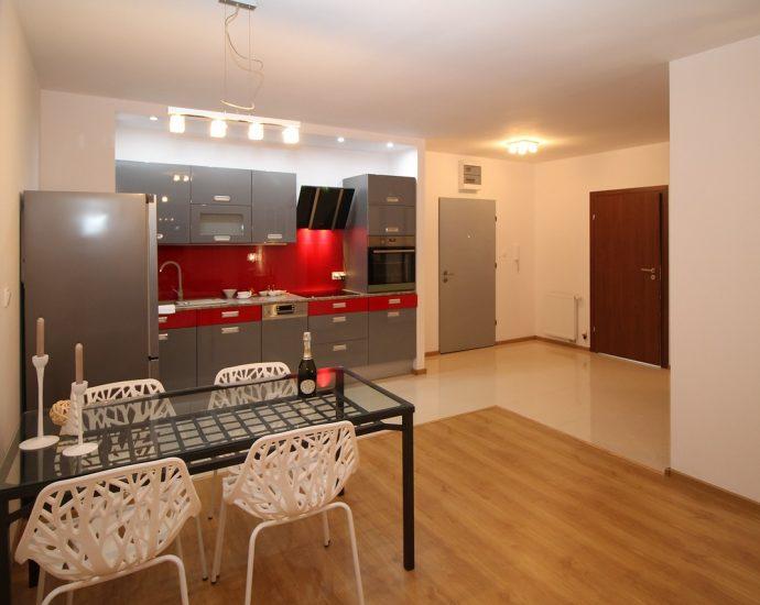 Mieszkanie z kuchnią