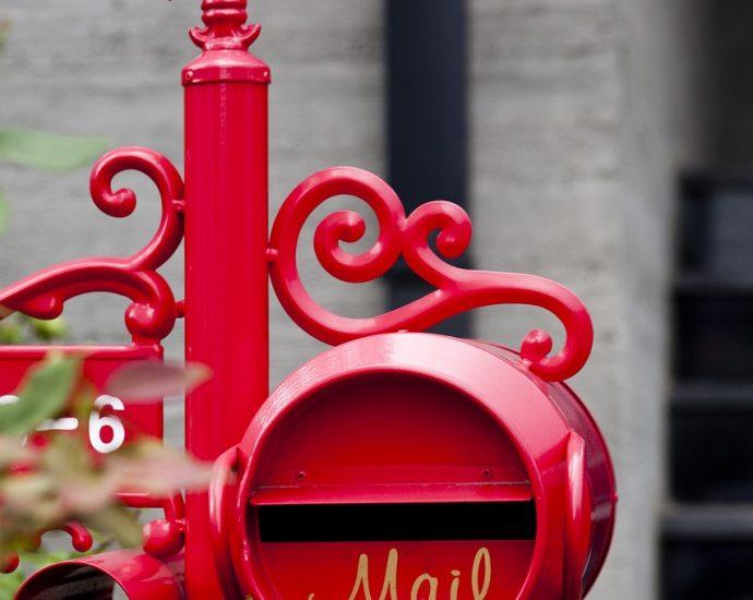 Skrzynka pocztowa – dostępne rozwiązania