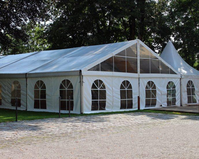 Urodziny, rocznice, wesela - warto postawić na namiot