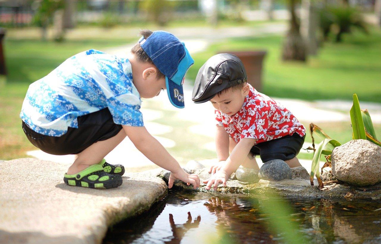 Bakterie dla dzieci - bezpieczne preparaty