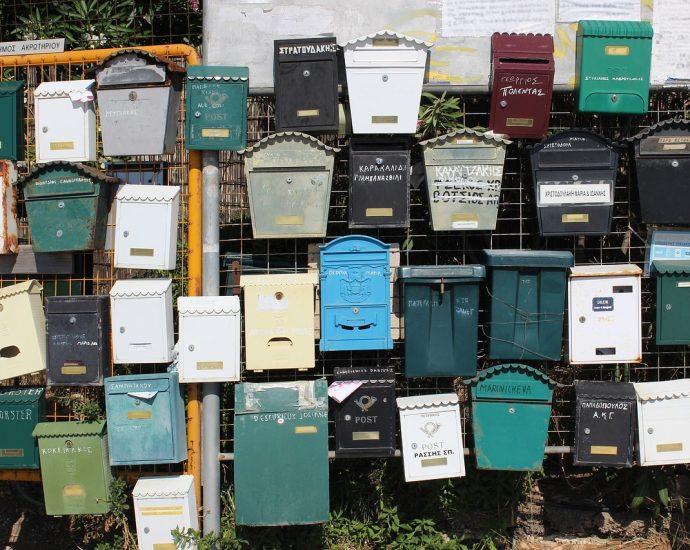 Skrzynka pocztowa – co kupić?